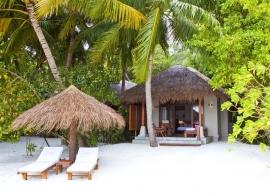 Baros Maldives - deluxe vila