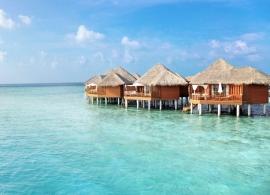 Baros Maldives - vodní vily