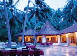 Biyadhoo island resort - restaurace