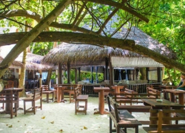 Biyadhoo island resort - bar