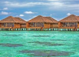 Cocoon Maledives - vodní vily