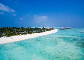 Cocoon Maledives - pláž