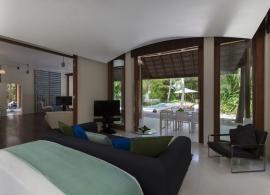 Plážová suita - Conrad Rangali Maledivy