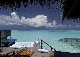 Vodní vila Retreat - Conrad Rangali Maledivy