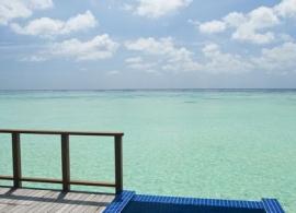 Vodní vila - Conrad Rangali Maledivy