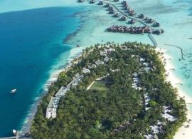 Conrad Rangali Maledivy - hlavní ostrov
