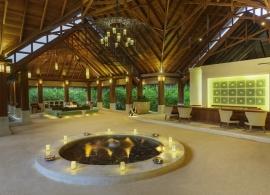Dusit Thani Maledivy - recepce