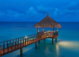 Ellaidhoo Maldives by Cinnamon - romantická večeře