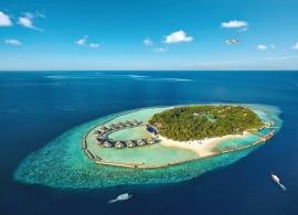 Ellaidhoo Maldives by Cinnamon - letecký pohled