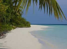 Embudu Village - pláž