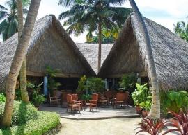 Fihalhohi island resort - restaurace