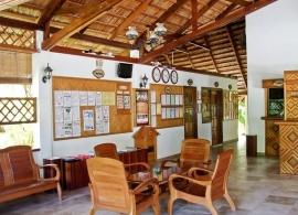 Fihalhohi island resort - recepce