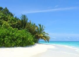 Fihalhohi island resort - pláž