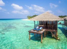 Filitheyo island resort - vodní vila