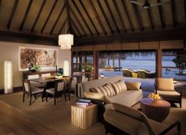 Four Seasons Landaa Giraavaru - dvoupokojová Royal plážová vila