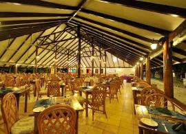 Fun Island resort - hlavní restaurace
