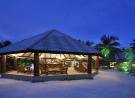 Fun island resort - bar