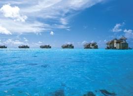 Gili Lankafushi - Crusoe rezidence