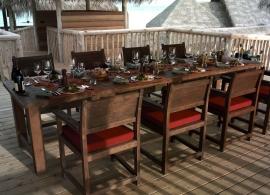 Gili Lankafushi - soukromá rezidence
