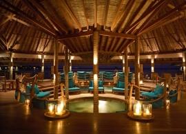Gili Lankafushi - bar