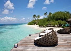 Hideaway beach resort Maledivy