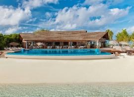 Hideaway beach resort - Sunset pool café