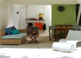 Holiday Inn Kandooma - plážový domek - přízemí