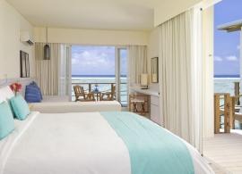 Holiday Inn Kandooma - vodní vila