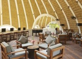 Holiday Inn Kandooma - knihovna