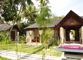 Holiday island resort, Maledivy - SPA