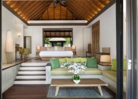 JA Manafaru - plážový bungalov, pokoj