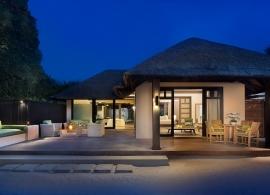 JA Manafaru - jednoložnicový suite s bazénem