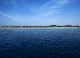 JA Manafaru - vodní vily