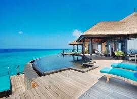 JA Manafaru - dvoupokojový suite s bazénem Grand Water