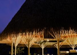 Kandolhu island - restaurace Banzai