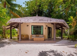 Kihaa Maldives - plážová vila