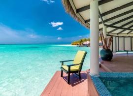 Kihaa Maldives - vodní vila