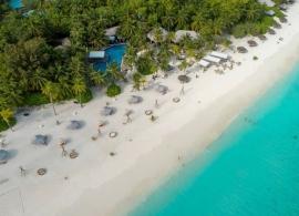 Kihaa Maldives - pláž