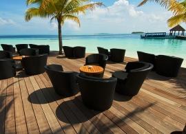Komandoo Maldives - bar Kandu