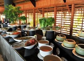 Komandoo Maldives - restaurace Falhu