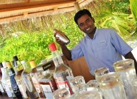 Komandoo Maldives - bar Thundi