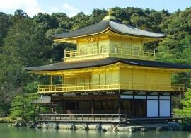 Japonsko - Kinkakunji