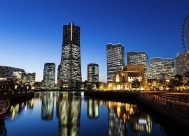Japonsko - Minato Mirai Jokohama