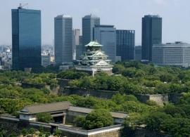 Japonsko - Ósaka