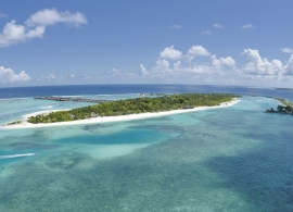 Maledivy - Paradise island resort