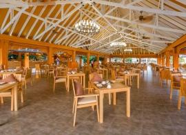 Kudafushi Maledivy - hlavní restaurace