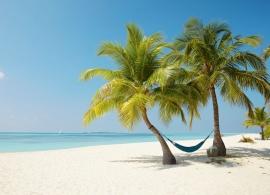 Kuredu Island resort - pláž