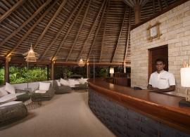 Makunudu island resort - recepce