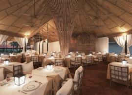 Makunudu island resort - restaurace