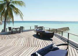 Makunudu island resort - bar
